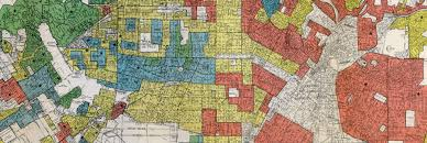 Map Of Mexico States And Cities by Segregation In The City Of Angels A 1939 Map Of Housing