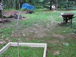 mexican horseshoes made a horseshoe pit in my backyard pics gg56k