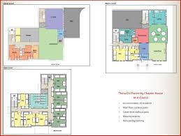 Jack Arnold Floor Plans Frat House Floor Plan House Interior