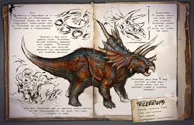 ark survival evolved dinosaurs new dino dossier is posted this