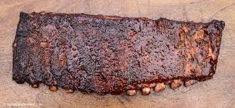 st louis spare ribs aaron franklin style seared and smoked