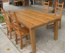 pine dining room furniture solid pine dining table and chairs with inspiration photo 32024