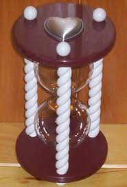 wedding sand ceremony vases 89 best heirloom hourglass unity ceremony images on pinterest