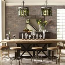 Pendant Lighting For Dining Table White Dining Room Industrial Pendant Lights Lighting Style