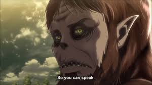 who is the beast titan the demons of paradise semi hiatus the beast titan snk episode 26