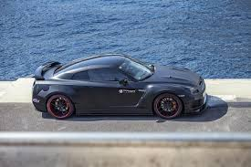 nissan gtr alpha 16 price this nissan gt r r35 touched by prior design is proof godzilla can