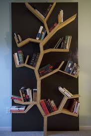 Wooden Bedside Bookcase Shelving Display Para Guardar Os Livros Com Estilo Que Tal Uma Estante De Madeira