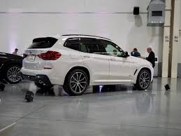 2018 x3 g01 u s 2017 bmw x3 in 20 live images