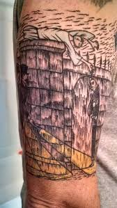 should i get my half sleeve done in colours or black and