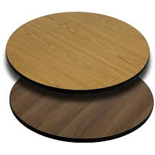 36 round table top amazon com flash furniture 36 round table top with black or