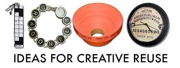craft creative reuse book