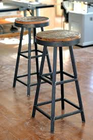 rustic industrial bar stools rustic bar stools wearelegaci com