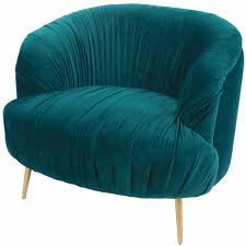 Aqua Accent Chair by Velvet Accent Chair Bouck Wingback Chair Peacock Blue Accent
