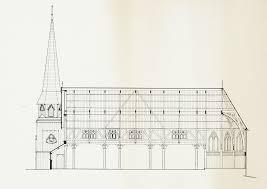 plans of the church u2013 old st paul u0027s wellington new zealand