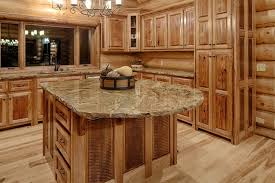 Rustic Kitchen Countertops by Broken Bow Ok Rustic Kitchen Dallas By Satterwhite Log Homes