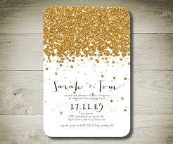 glitter wedding invitation card designs ideas weddceremony