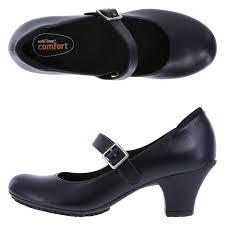 safetstep slip resistant women u0027s pump payless