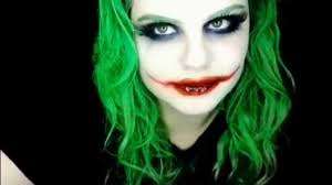 joker makeup tutorial maryandpalettes youtube