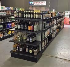 Liquor Store Shelving by Gondola Shelving Retail Gondola Shelves Handy Store Fixtures
