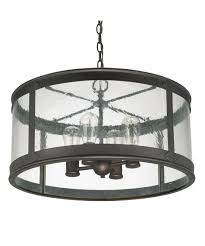 Pendant Lights On Sale by Capital Lighting 9568 Dylan 22 Inch Wide 4 Light Large Pendant