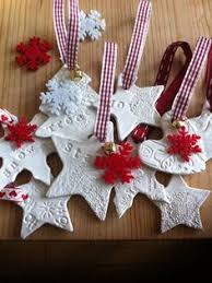 diy air drying clay christmas tree decorations air dry clay