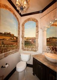 tuscan style bathroom ideas ewdinteriors