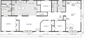 4 Bedroom 2 Bath Mobile Homes The 23 Best 4 Bedroom Mobile Home Home Plans U0026 Blueprints 94293