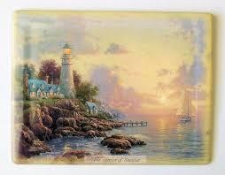 129 best kincade paintings images on kinkade paintings