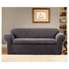 slipcover for recliner sofa dual reclining sofa slipcover target