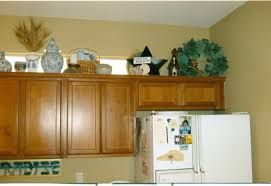 kitchen top of kitchen cabinet decor cheap kitchen cabinets