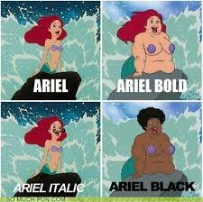 Mermaid Meme - puns the little mermaid funny puns pun pictures cheezburger