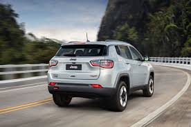jeep compass back 2016 updated jeep reveals all new compass at plant opening in brazil