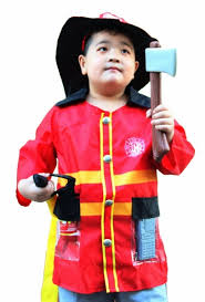 100 fireman sam dress up costume fire officer fancy dress