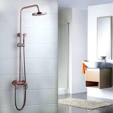 Outdoor Shower Fixtures Copper - shower high end bathroom plumbing fixtures showers luxury shower