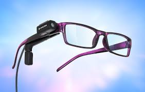 Blind People Glasses Glasses For The Blind These Glasses Change It All Orcam