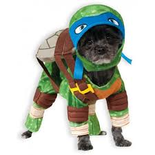 foot clan halloween costume buy tmnt leonardo costume for pets