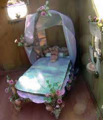fairy bed miniature fairy bed or doll bed a photo on flickriver