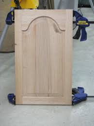 making cathedral arch templates for cabinet doors using sketchup