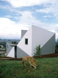 house on a slope dellekamp arquitectos archdaily