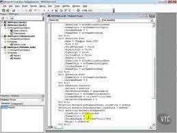 tutorial visual basic excel bahasa indonesia microsoft excel 2013 tutorial 107 explore the visual basic editor