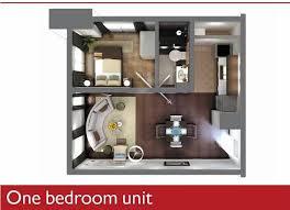 one bedroom condo condo for sale in philippines monte carlo at sta lucia residenze in
