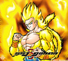 dragon ball wallpapers gohan super saiyan 5