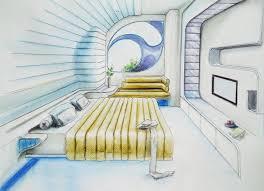 Cele Mai Bune  De Idei Despre Futuristic Bedroom Pe Pinterest - Futuristic bedroom design