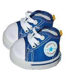 build a boy clothes blue converse style shoe teddy clothes fit 14 18 build a
