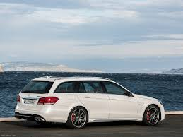 mercedes e station wagon mercedes e63 amg estate 2014 picture 15 of 23