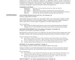 Rutgers Resume Unc Resume Builder