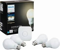 best buy light bulbs philips hue white a19 led starter kit white 472001 best buy