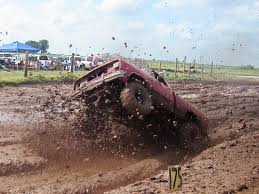 mud truck cool graphic