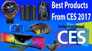 best new electronics consumer electronics show 2017 new products youtube