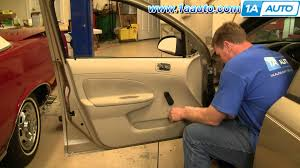 how to install replace manual window crank chevy cobalt 1aauto com